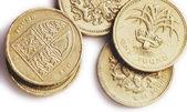 Britse ponden — Stockfoto