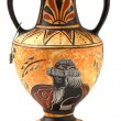 Reproduction Hellenistic amphora souvenir — Stock Photo #36898237