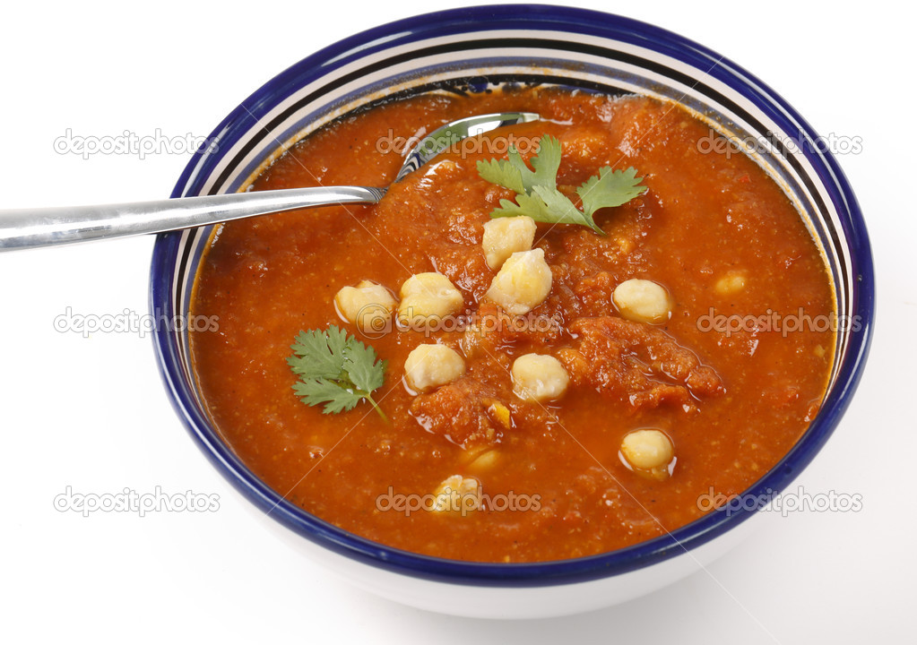 soup chickpea and tomato soup tomato chickpea soup tomato and harissa ...