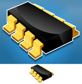 Electronic component — Stock Vector
