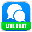 Live chat — Stock Vector #50572155