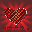 Royalty-Free Stock Vector Image: Valentine\'s day vector background.