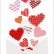 Royalty-Free Stock Vector Image: Heart in envelope
