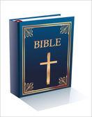 Bibbia — Vettoriale Stock