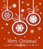 Kartkę z życzeniami szczęśliwego nowego roku 2014 lub tła. — Wektor stockowy