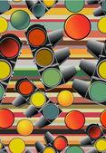 Traffic Light - Pattern seamless pattern — Vetorial Stock