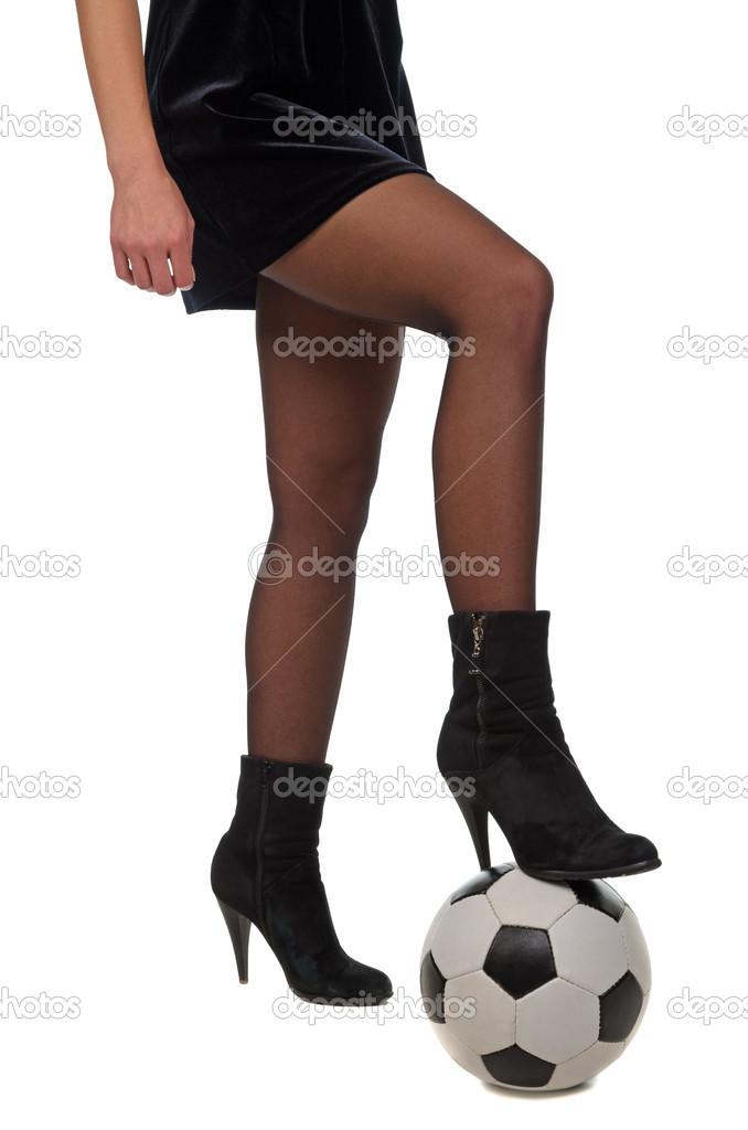 En fotos de botas sexy