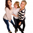 Three sexy young women — Stock Photo #20345931