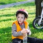 Cute little boy — Stock Photo #24721281