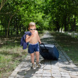 Stock Photo: Undressed child