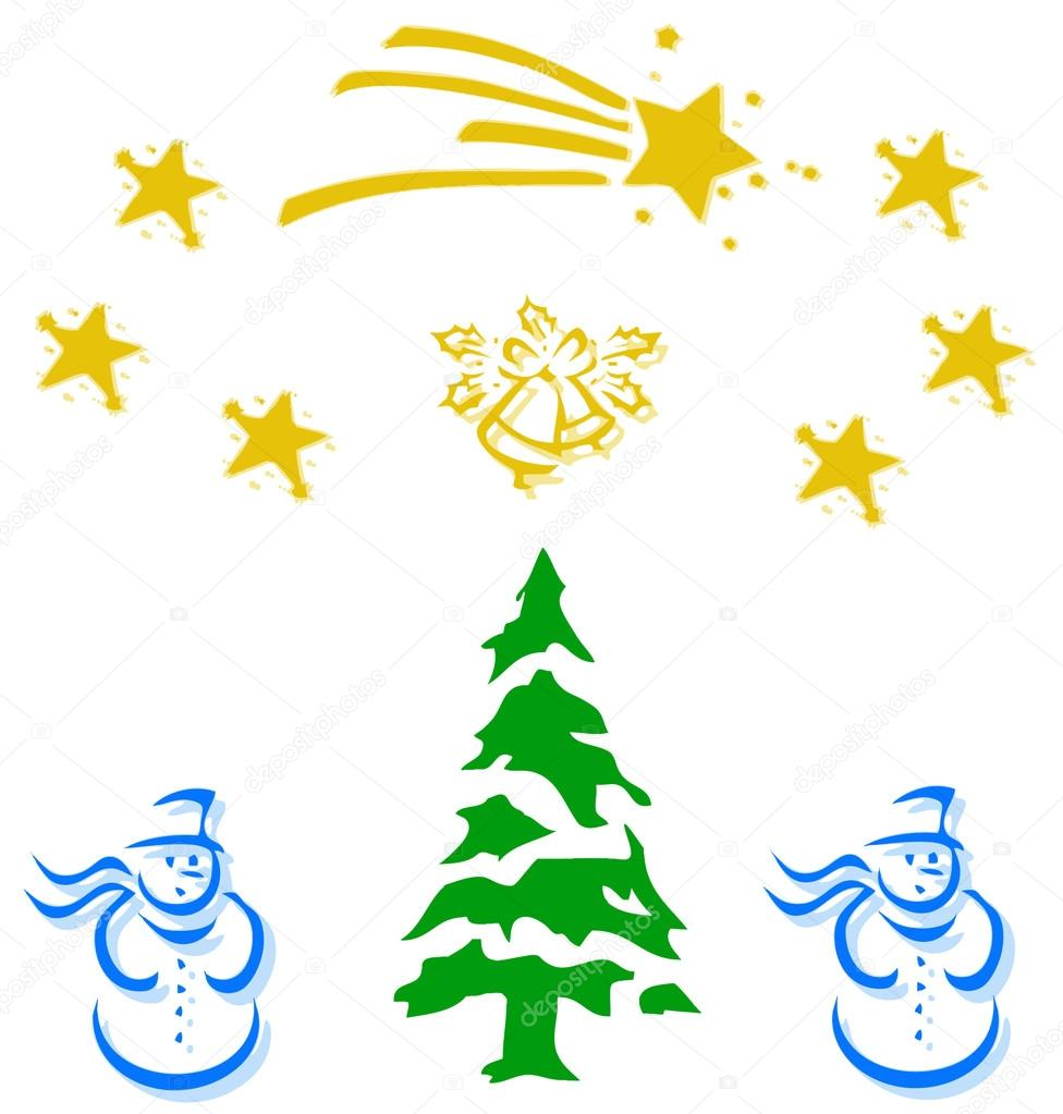 Christmas  Stock Vector #13359592
