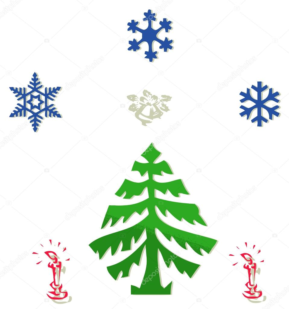Christmas  Stock Vector #13359629