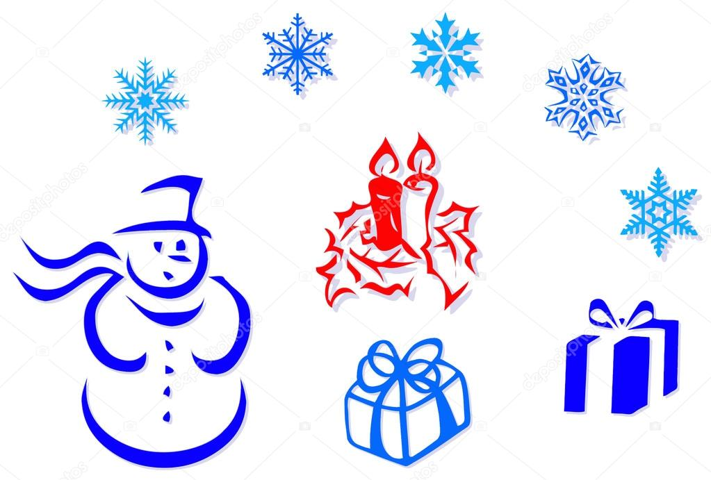 Christmas  Stock Vector #13359643