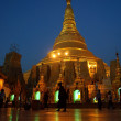 Stock Photo: Shwedagon Paya, Yangoon, Myanmar (Burma)