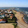Atlantic coastline, La Paloma, Uruguay — Stock Photo
