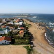 Atlantic coastline, La Paloma, Uruguay — Stock Photo #38975709