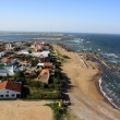 Atlantic coastline, La Paloma, Uruguay — Stock Photo #38975723