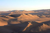 Oasis of Huacachina in Atacama desert, Peru — Stock Photo