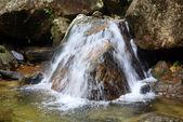 Waterfall near Wuyishan Mountain, Fujian province, China — Stock Photo