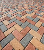 Close up of Paver Texture — Stock Photo