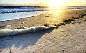 Sonnenaufgang in sebastan, florida — Stockfoto