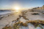 Sunrise in Sebastian, Florida — Stock Photo