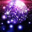 Disco ball — Stock Photo #14153764