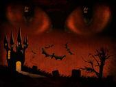 Oči zla — Stock fotografie