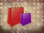 Deux sacs-cadeaux — Photo