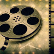 movie reel — Stock Photo #14675915