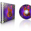 Stylized CD Cover — Stock Photo #15358733