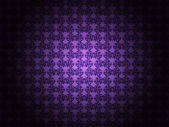 Violet background with pattern — Stockfoto