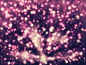 частицы взрыва — Стоковое фото