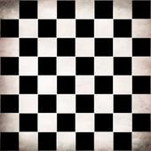 Grunge šachovnice — Stock fotografie