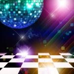 Dancing floor — Stock Photo #18493793