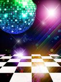 Dancing floor — Stock Photo
