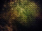 Green pattern background — Stock Photo