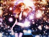 Bailarina — Foto de Stock