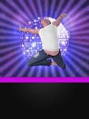 Танцор — Стоковое фото