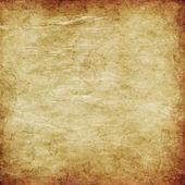 Grunge gula papper — Stockfoto