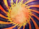 Grunge sonnigen Hintergrund — Stockfoto