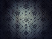 Grunge pattern blue background — Stock Photo