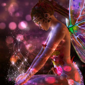 Dream fairy — Stock Photo