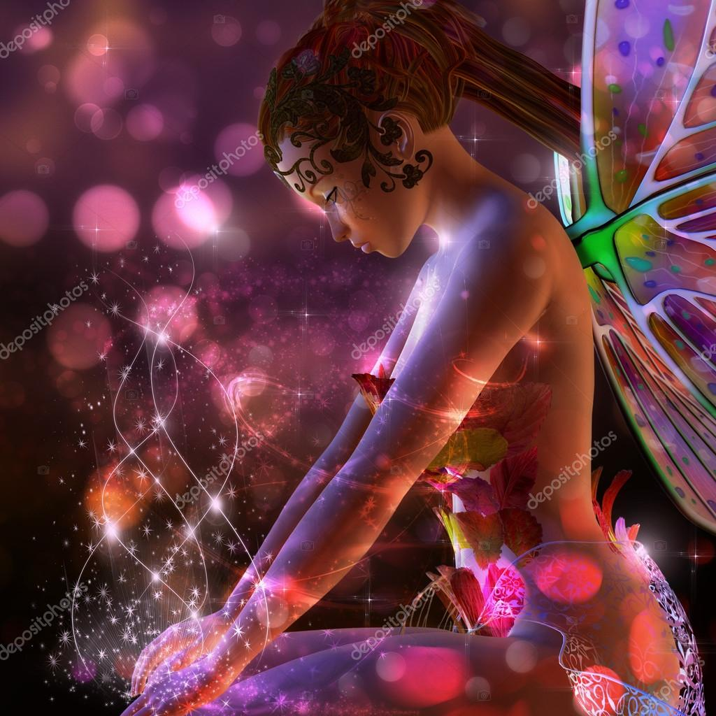 3d fairy girl softcore gallery
