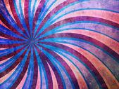 Grunge rays purple background — Stock Photo