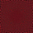 Abstract red checkerd background — ストック写真 #24084647