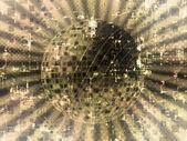 Grunge disco background — Stock Photo