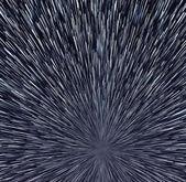 Traînées d'étoiles — Photo