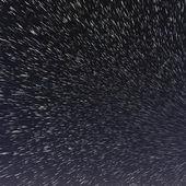 Star trails — Stock Photo