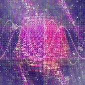 Sfondo astratto di colore viola — Foto Stock